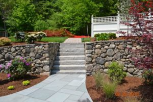 Dolan & Company Granite Steps